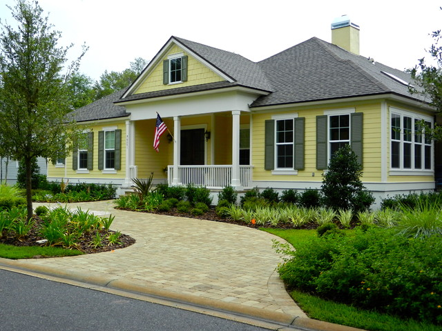 Traditional American Traditional Exterior Other