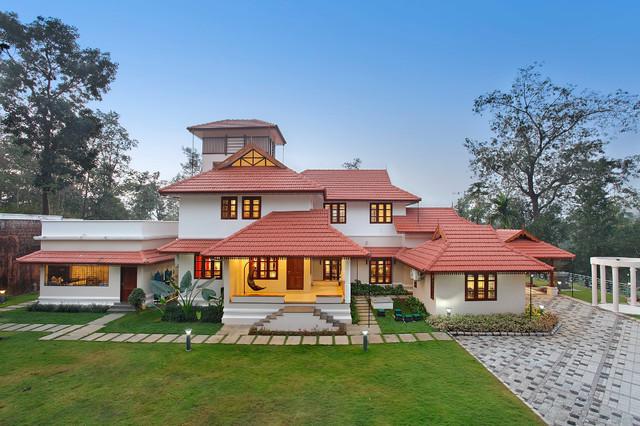 Kerala House Front Garden Design | See More...