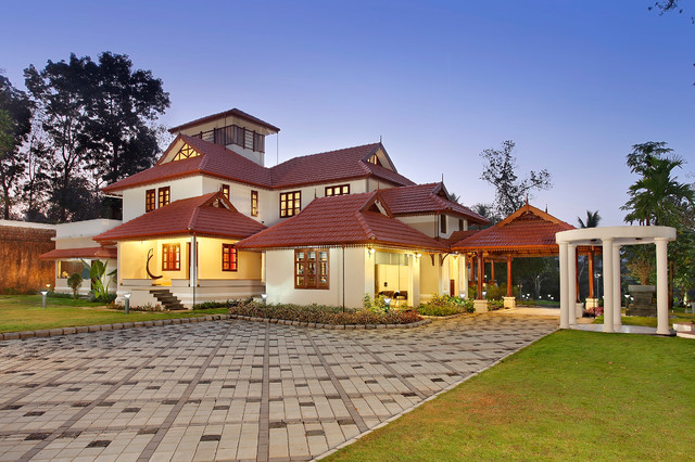 Kerala Houzz A Mix Of Vernacular Modern This Is A House Of Memories
