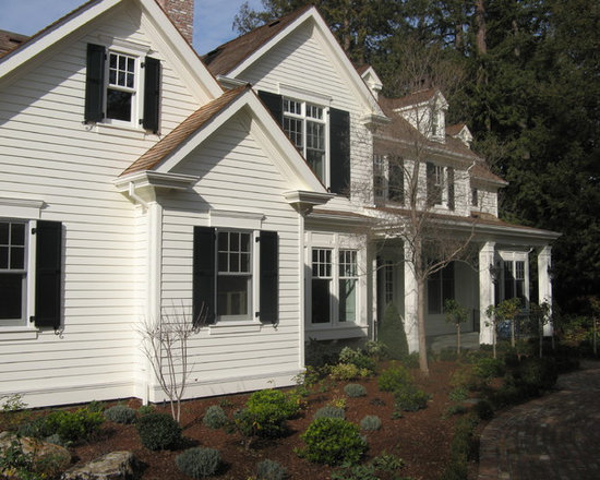 Traditional - Colonial Home -