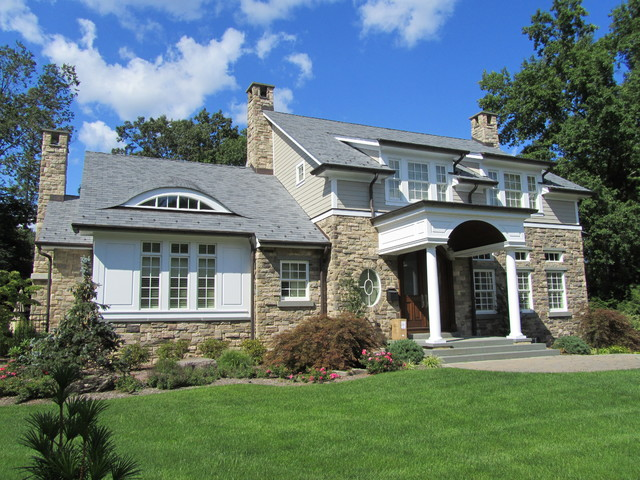 Traditional / Craftsman Style Exterior traditional-exterior