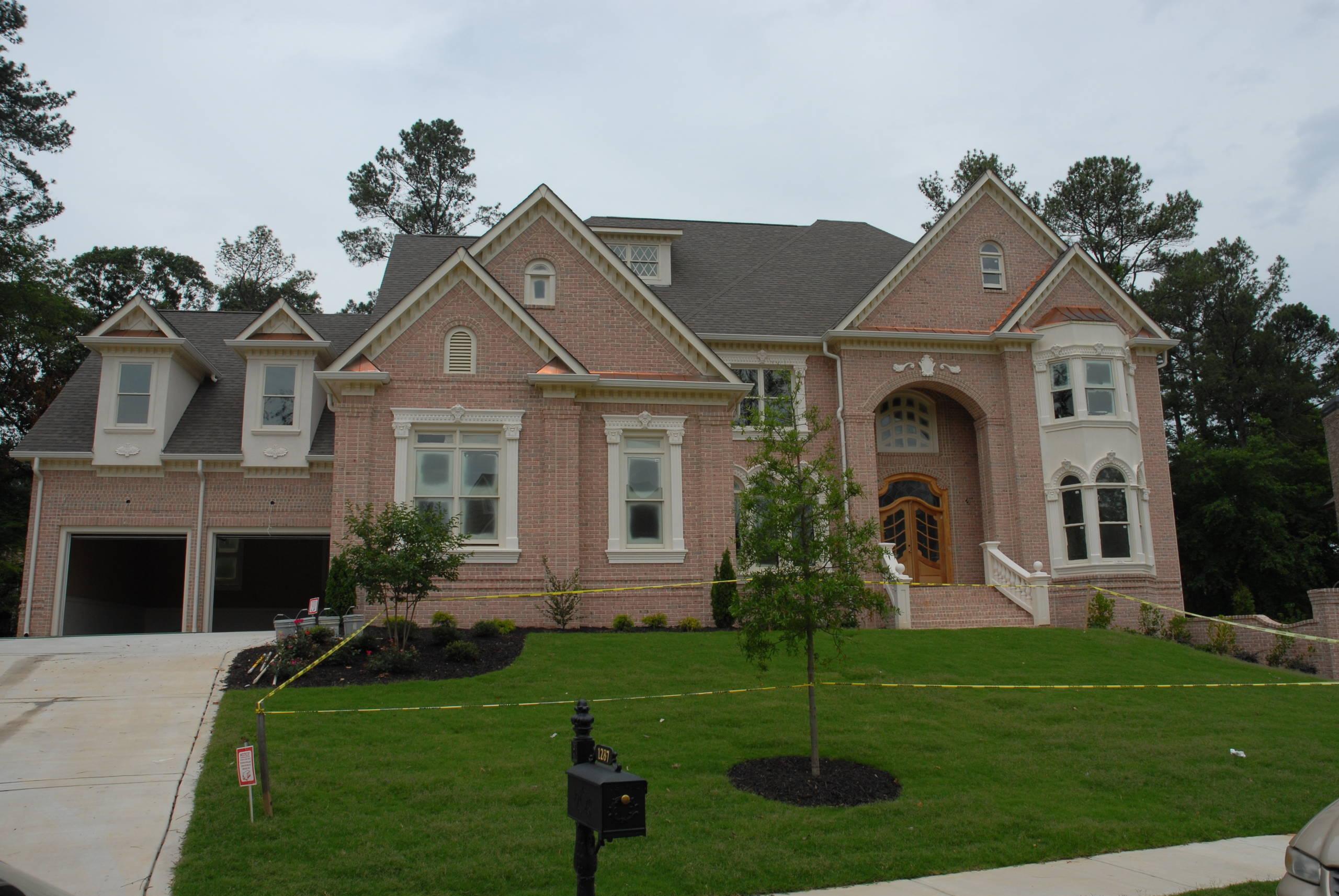Traditional, Elegant Home Build