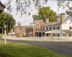 Bryn Coed Farm traditional-exterior