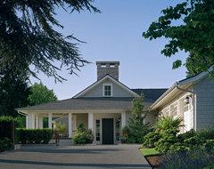 Conard Romano Architects traditional-exterior