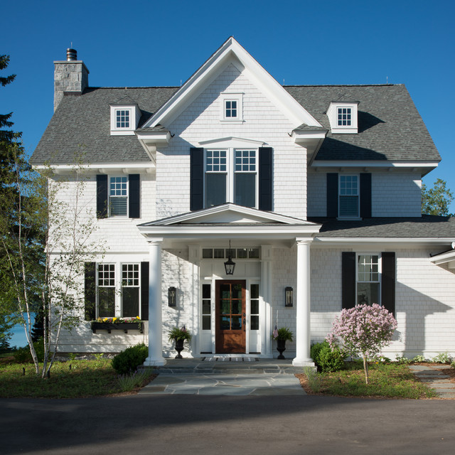 Petoskey Michigan Traditional Exterior Detroit By