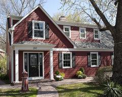 Exterior Renovations traditional-exterior