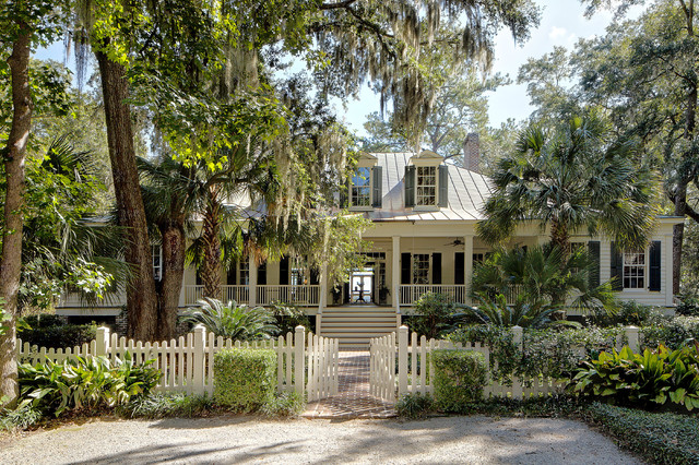 Classic lowcountry residence spring island south for Historical concepts architects