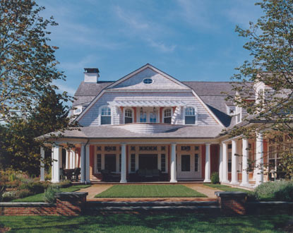 Austin Patterson Disston Architects traditional-exterior