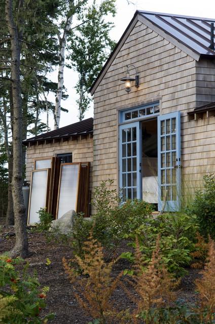 Rustic Exterior Traditional Exterior