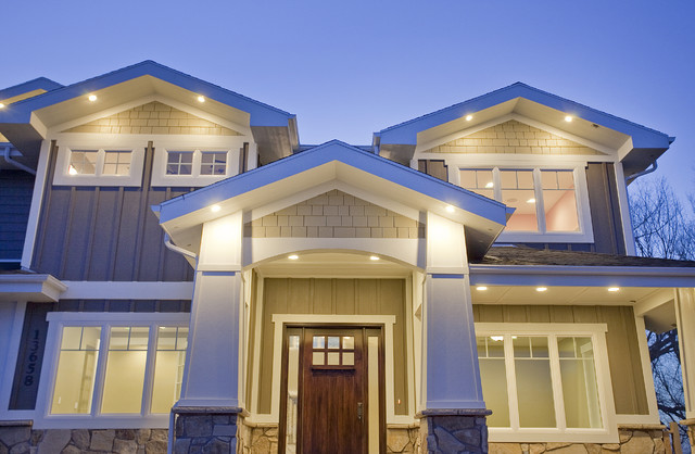 Candlelight Homes - Custom Home - Draper, UT traditional exterior