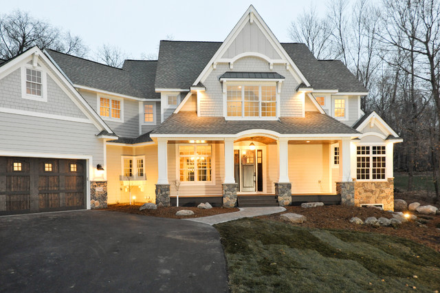 Shorewood traditional exterior