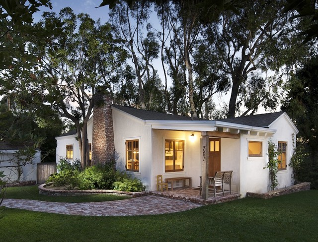 Los Angeles Area Homes Traditional Exterior los