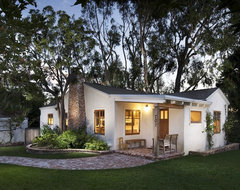 Los Angeles Area Homes eclectic exterior