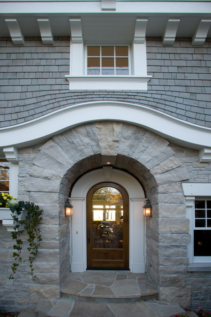 Robinson's Bay Residence traditional-exterior