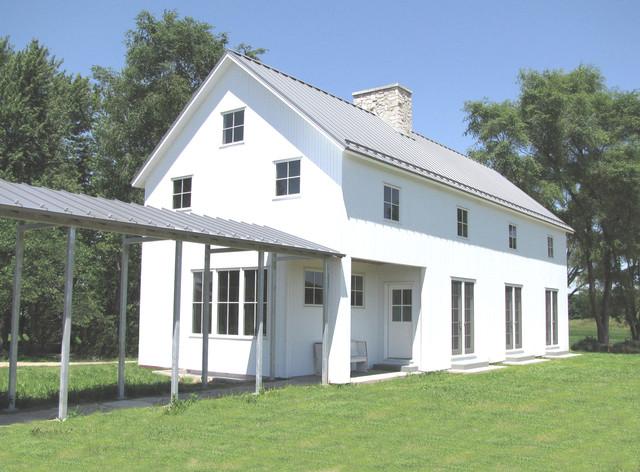 Walnut Farm traditional-exterior