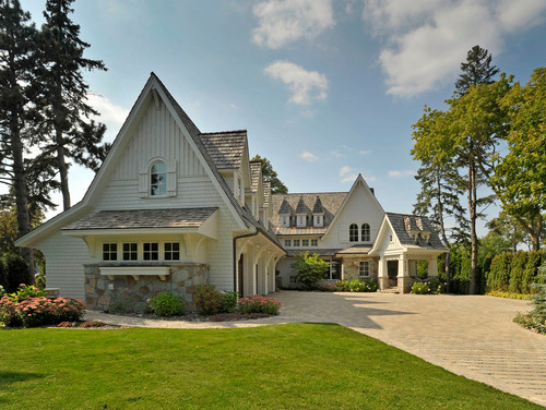 New england home style of the month post medieval english country club homes - English style house plans tradition and functionality ...