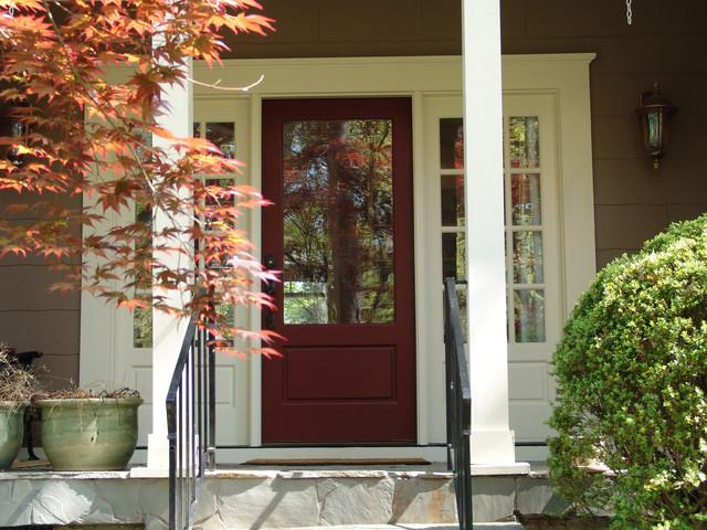 Decatur Bungalow Remodel traditional-exterior