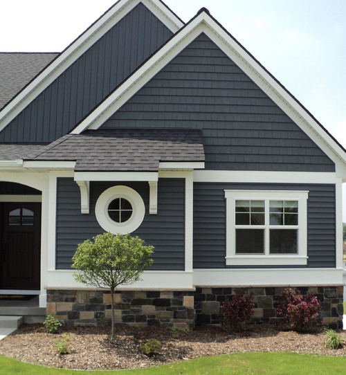 vinyl siding styles and costs promatcher