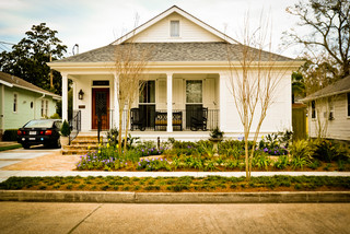 Traditional Old Metairie Residence