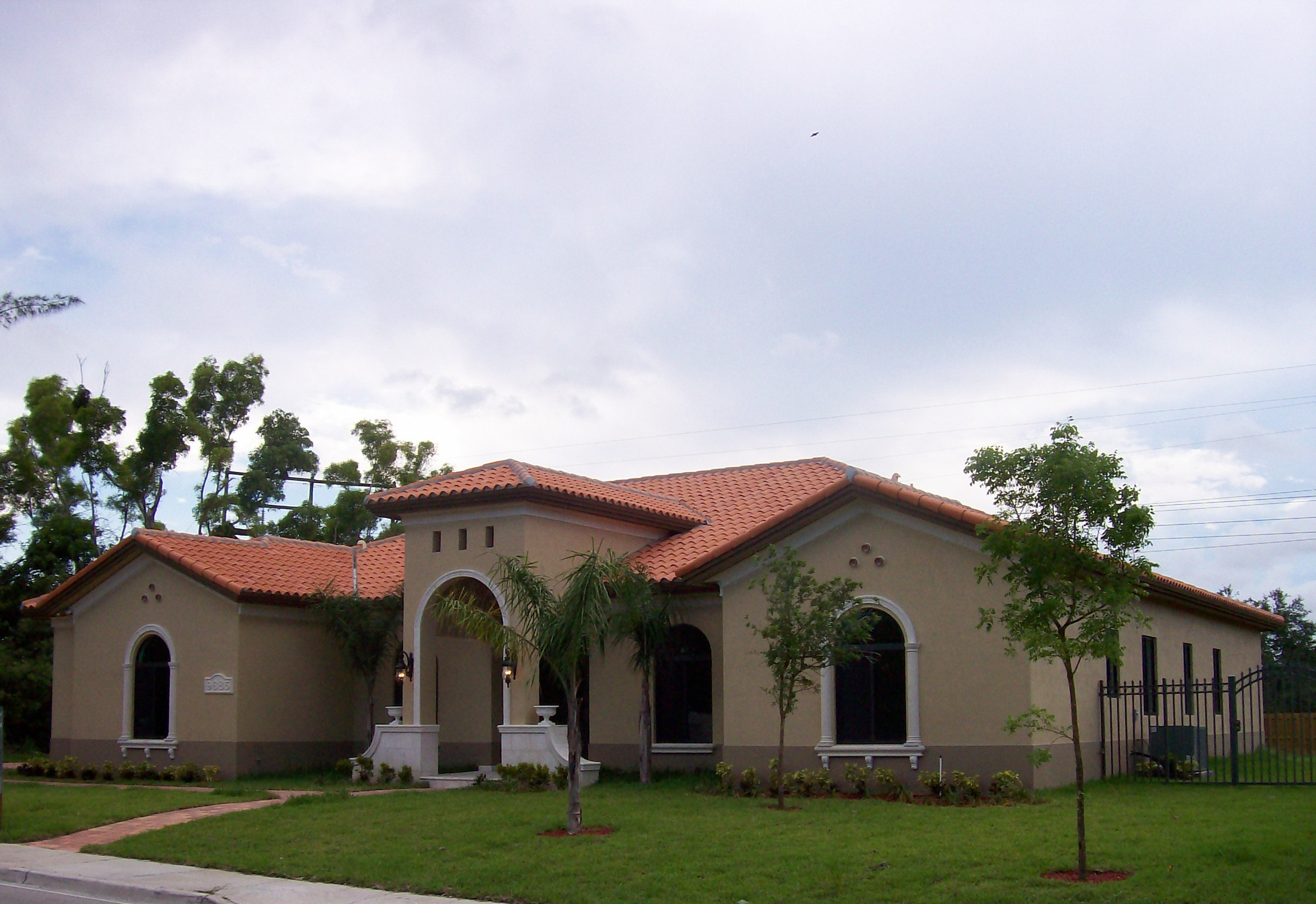Traditional Residential Build