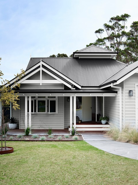 Tranquil retreat for Miller exterior paint