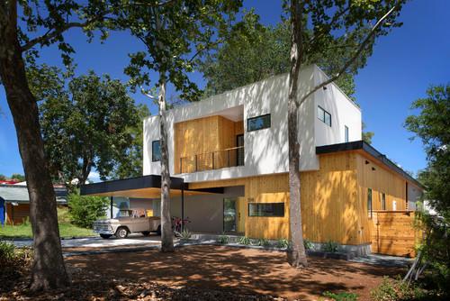 แปลนแบบบ้านชั้นครึ่ง 06 Austin Tree House
