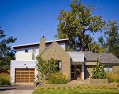 Tree House contemporary-exterior