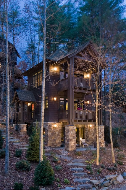 Treehouse Traditional Exterior Other Metro By