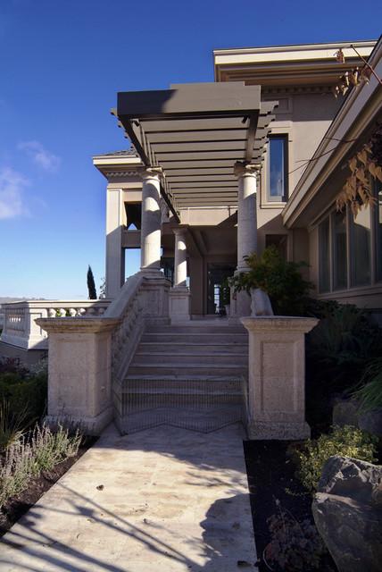 Scott Trellis traditional-exterior