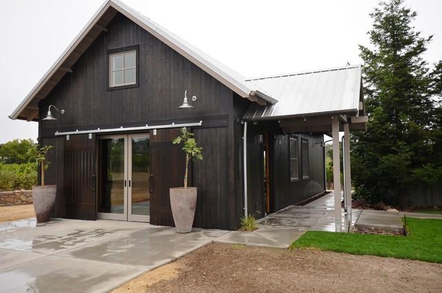 Trespass Vineyard - Traditional - Exterior - Sacramento - by Story Design and Construction, Inc.