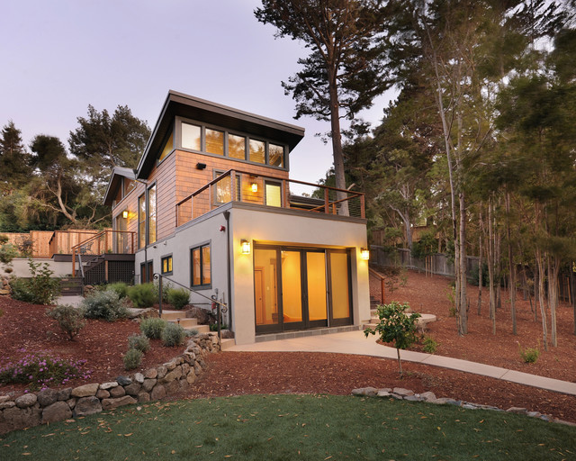 Trg architects contemporary exterior san francisco for Exterior design specialists