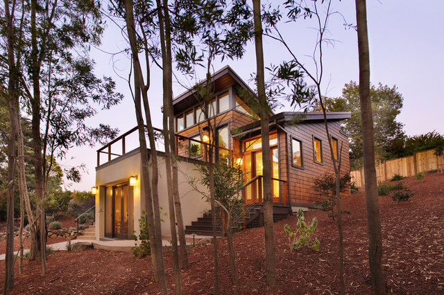 TRG Architects contemporary-exterior