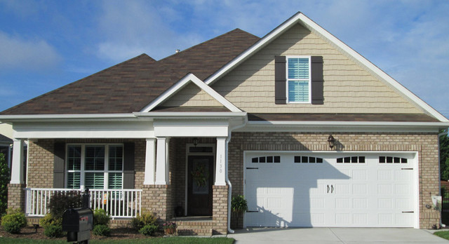 Triangle Brick 39 S Nantucket Traditional Exterior Raleigh By Triangle Brick Company