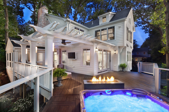 Trimmed to Perfection traditional-exterior