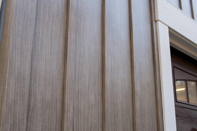Trucedar Steel Siding 10 Quot Board Amp Batten Napa Vine