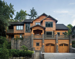 Tubbs Residence craftsman-exterior