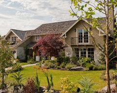 Tudor Exterior traditional-exterior