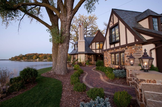 Tudor On The Point traditional-exterior
