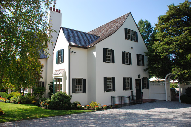 Tudor Renovation Traditional Exterior Boston By 1