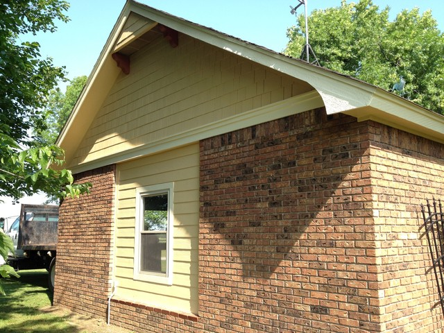 Tulsa Siding Replacement With James Hardie Fiber Cement