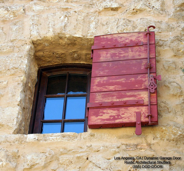 Tuscan Decorative Shutters Handcrafted In The Traditional Way Mediterrane