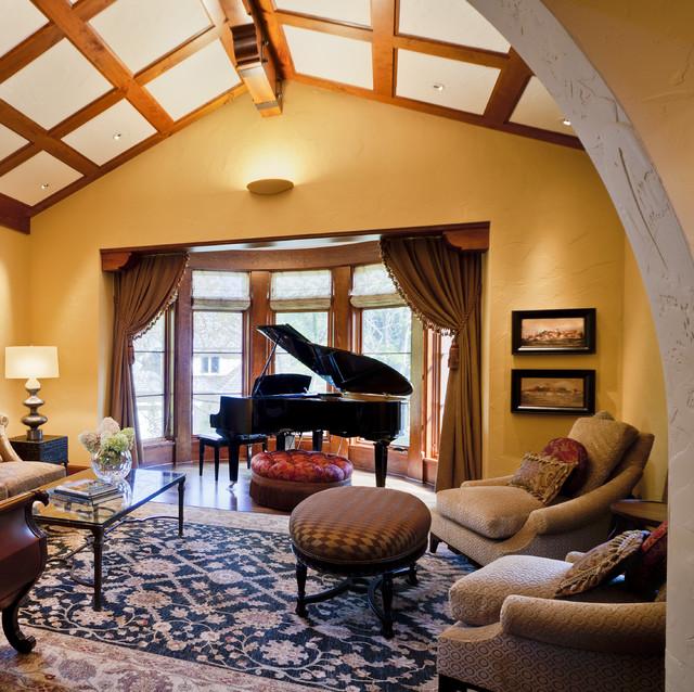 11 Tuscan Transitional Living Room Ideasinterior Design: Tuscan Living Room