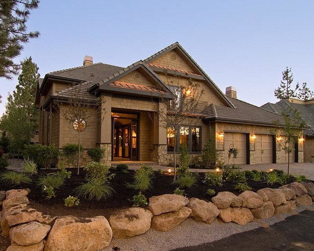 Amazing Tuscan Home Exterior Colors Part - 2: Tuscan Style Interiors For A Bend OR Home. Traditional-exterior