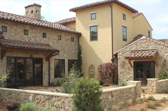 Tyler Estate mediterranean-exterior
