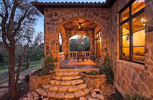 Spanish Oaks Lot 5 mediterranean-exterior