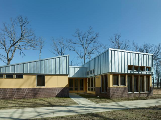 United cerebral palsy jonesboro minimalistisch haus for Haus minimalistisch