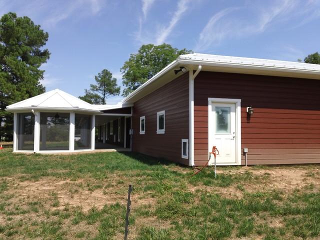 Universal Design Home Traditional Exterior