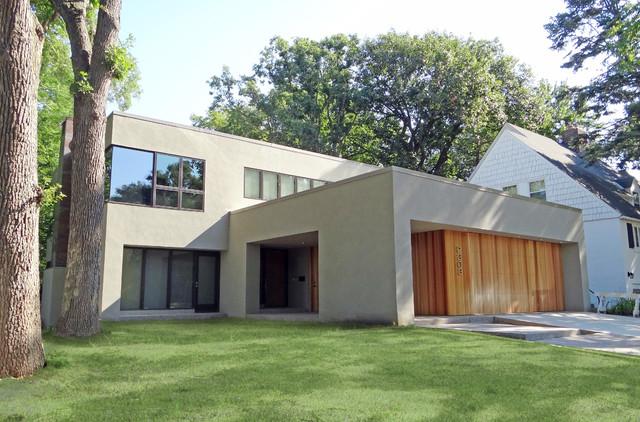 University Grove Residence modern-exterior