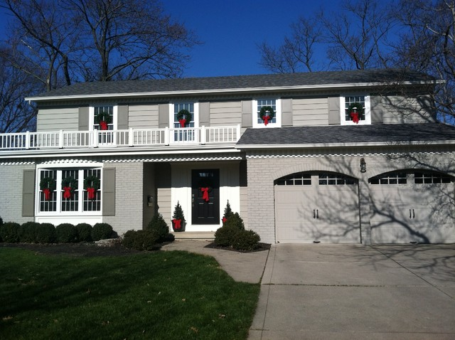 Grove City Oh Exterior Painting Traditional Exterior Columbus By Certapro Painters Of
