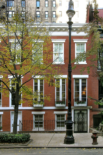 East 72nd traditional-exterior